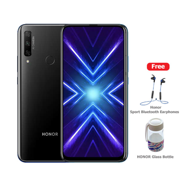 Picture of Honor 9X Dual 4G 128GB, Ram 6GB - Midnight Black