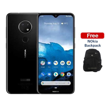 Picture of NOKIA 6.2 TA Dual Sim 128GB, Ram 4GB - Black