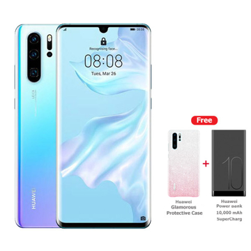 Picture of Huawei P30 Pro Dual 4G 256GB - Breathing Crystal