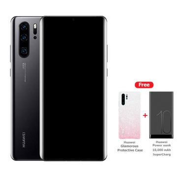 Picture of Huawei P30 Pro Dual 4G 256GB - Black