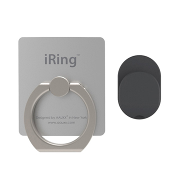Picture of iRing Back Ring Grip With Car Hook Premium -  Top Hat