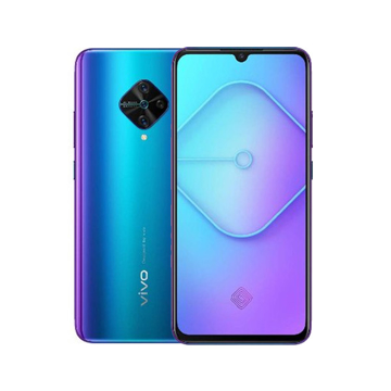 Picture of vivo S1 Pro 128GB, 4G -  Nebula Blue