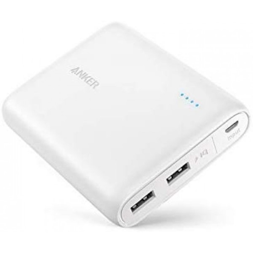 Picture of Anker PowerCore Portable PowerBank 13000 mAh - White