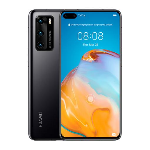 Picture of Huawei P40 Dual 5G 128GB, Ram 8GB - Black
