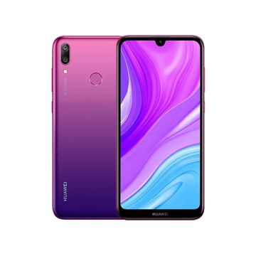 Picture of Huawei Y7 Prime 2019 new edition Dual 4G 64GB - Aurora Purple