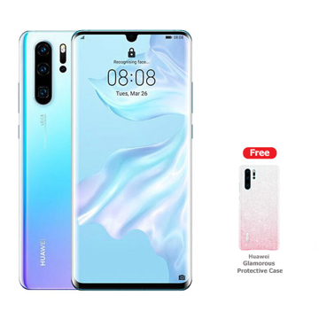 Picture of Bundle Huawei P30 Pro Dual 4G 256GB - Breathing Crystal