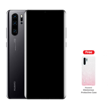 Picture of Bundle Huawei P30 Pro Dual 4G 256GB - Black