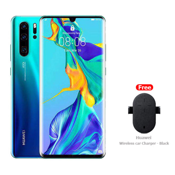 Picture of Bundle Huawei P30 Pro Dual 4G 256GB - Aurora