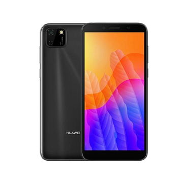 Picture of Huawei Y5P Dual 4G 32GB, Ram 2GB - Midnight Black
