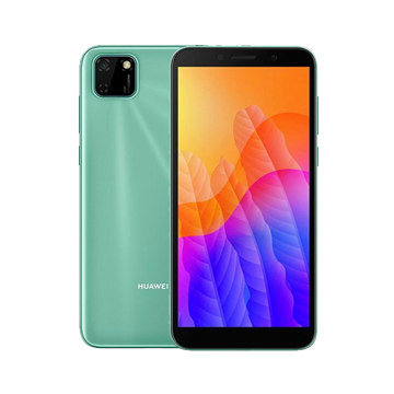 Picture of Huawei Y5P Dual 4G 32GB, Ram 2GB -  Mint Green