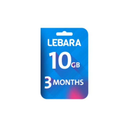 ليبارا 10 جيجا بايت لمدة 3 شهور Haddad الحداد