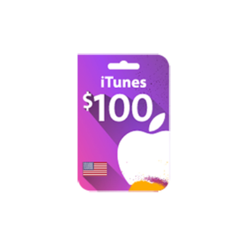 Picture of iTunes Gift Card $100 (US Store)