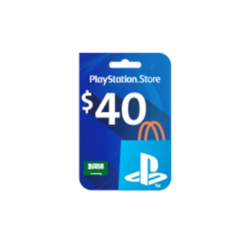 Picture of PlayStation Network - $40 PSN Card (Saudi Store)