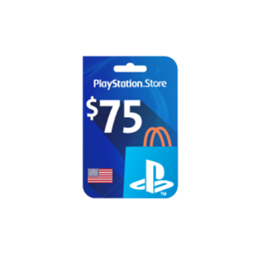 Picture of PlayStation Network - $75 PSN Card (United States Store)