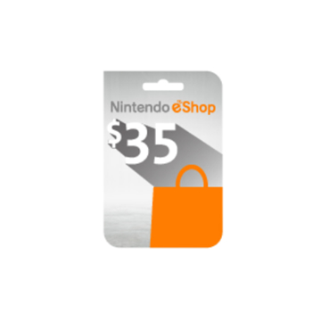 Picture of Nintendo eShop $35 Card