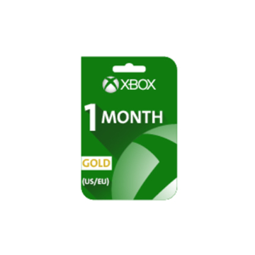 Picture of Xbox Live (US/EU) Gold 1 Month Subscription