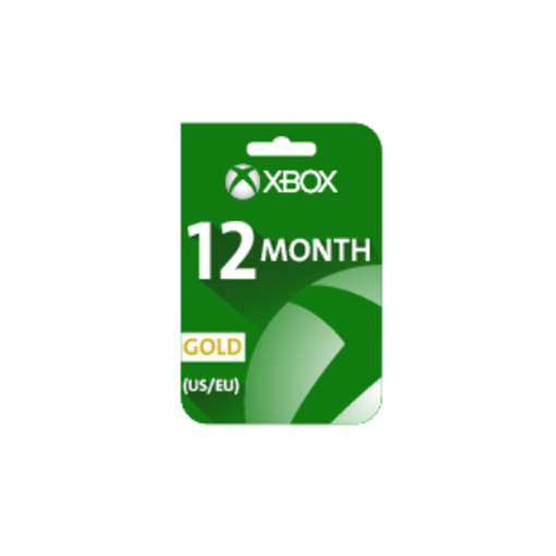 Picture of Xbox Live Gold 12 Months Subscription (US-EU)