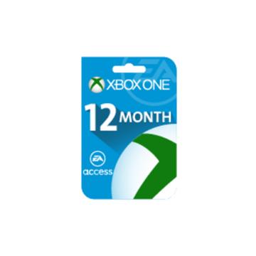 الصورة: بطاقة إكس بوكس ون EA - إشتراك 12 شهر