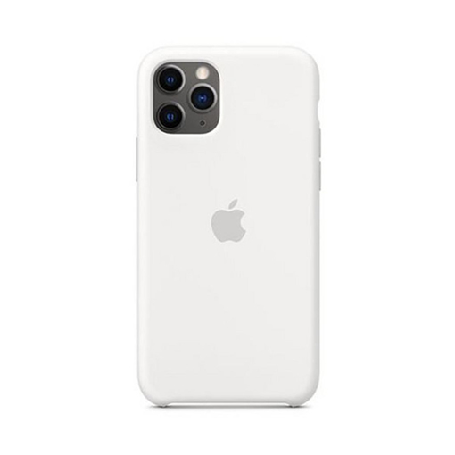 Picture of Apple iPhone 11 Pro Silicone Case - White
