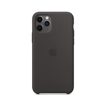 Picture of Apple iPhone 11 Pro Silicone Case - Black