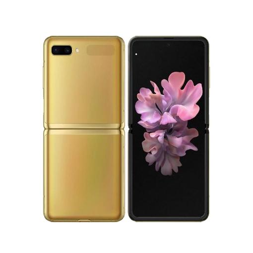 Picture of Samsung Galaxy z Flip 256GB , 4G, 8GB Ram - Gold