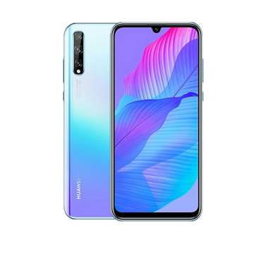 Picture of Huawei Y8p Dual Sim, 4G, 128GB - Breathing Crystal