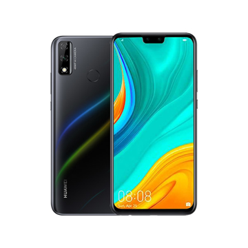 Picture of Huawei Y8s Dual Sim, 4G, 64GB - Midnight Black