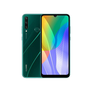 Picture of Huawei Y6p Dual Sim, 4G, Ram 3GB,  64GB -  Emerald Green