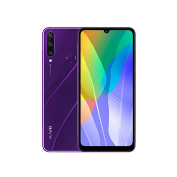 Picture of Huawei Y6p Dual Sim, 4G, Ram 3GB,  64GB - Phantom Purple