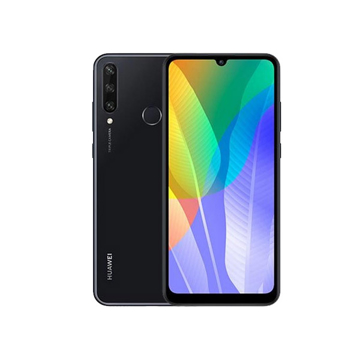 Picture of Huawei Y6p Dual Sim, 4G, Ram 3GB,  64GB - Midnight Black
