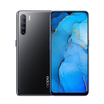 Picture of OPPO Reno 3 Daul Sim 4G 128 GB - Midnight Black