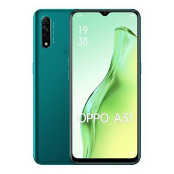 Picture of OPPO A31 Daul Sim , 4G, 128GB , Ram 4GB - Green