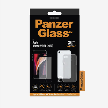 Picture of Panzer Glass iP 7/8/SE 2020 CF - Black