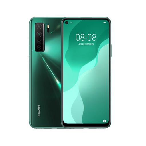 Picture of Huawei Nova 7 SE 5G 128 GB, 8 GB Ram - Crush Green