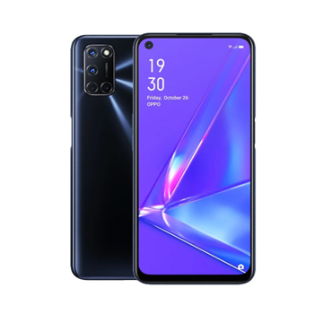 Picture of OPPO A92 Daul Sim , 4G, 128GB , Ram 8GB - Twilight Black