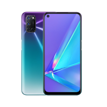 Picture of OPPO A92 Daul Sim , 4G, 128GB , Ram 8GB - Aurora Purple
