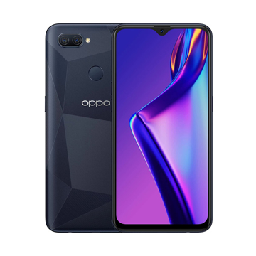 Picture of OPPO A12, Daul Sim , 4G 32GB , Ram 3GB - Black