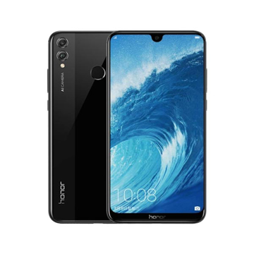 Picture of Bundle Honor 8X Max Dual 4G 128GB - Black