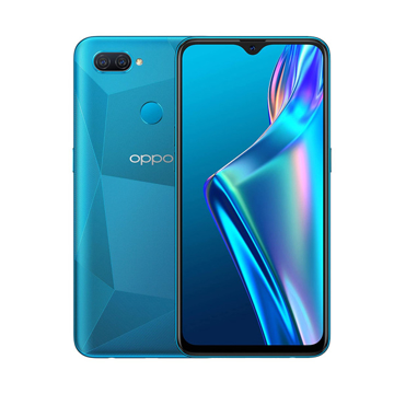 Picture of OPPO A12, Daul Sim , 4G 32GB , Ram 3GB - Blue