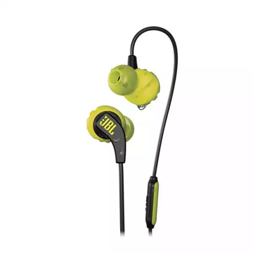 Picture of JBL Endurance RUN Sweatproof Wired Sport In-EarPhone - Yellow