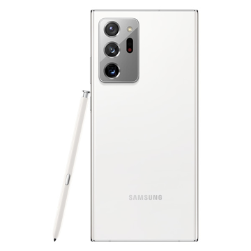 Picture of Samsung Galaxy Note 20 Ultra 5G 256 GB, 12GB - Mystic White