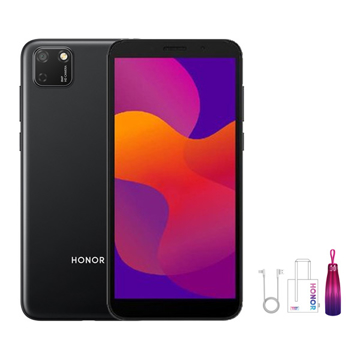 Picture of Bundle Honor 9S Dual Sim 4G 32GB - Black