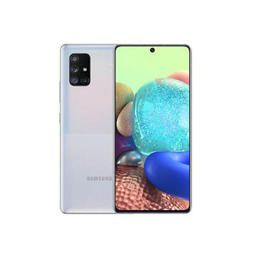 "Picture of Samsung , Galaxy A71 Dual Sim 5G, 6.7"" 128GB - Prism Cube Silver"