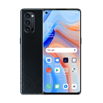 Picture of OPPO Reno 4 Pro Daul Sim 5G 256 GB -  Space Black