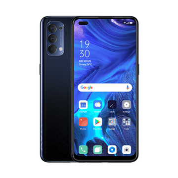Picture of OPPO Reno 4 Daul Sim 4G 128 GB - Space Black