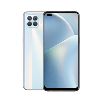 Picture of OPPO A93 Daul Sim , 4G, 128GB , Ram 8GB - Metallic White