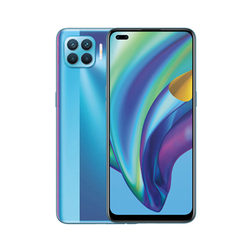 Picture of OPPO A93 Daul Sim , 4G, 128GB , Ram 8GB - Magic Blue