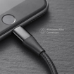Picture of Anker PowerLine+ ll Lightning Cable - 10ft - Black