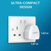Picture of Anker PowerPort lll Nano 20W Support Fast Charge - White