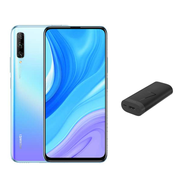 Picture of Bundle Huawei Y9s Dual 4G 128GB, Ram 6GB - Breathing Crystal